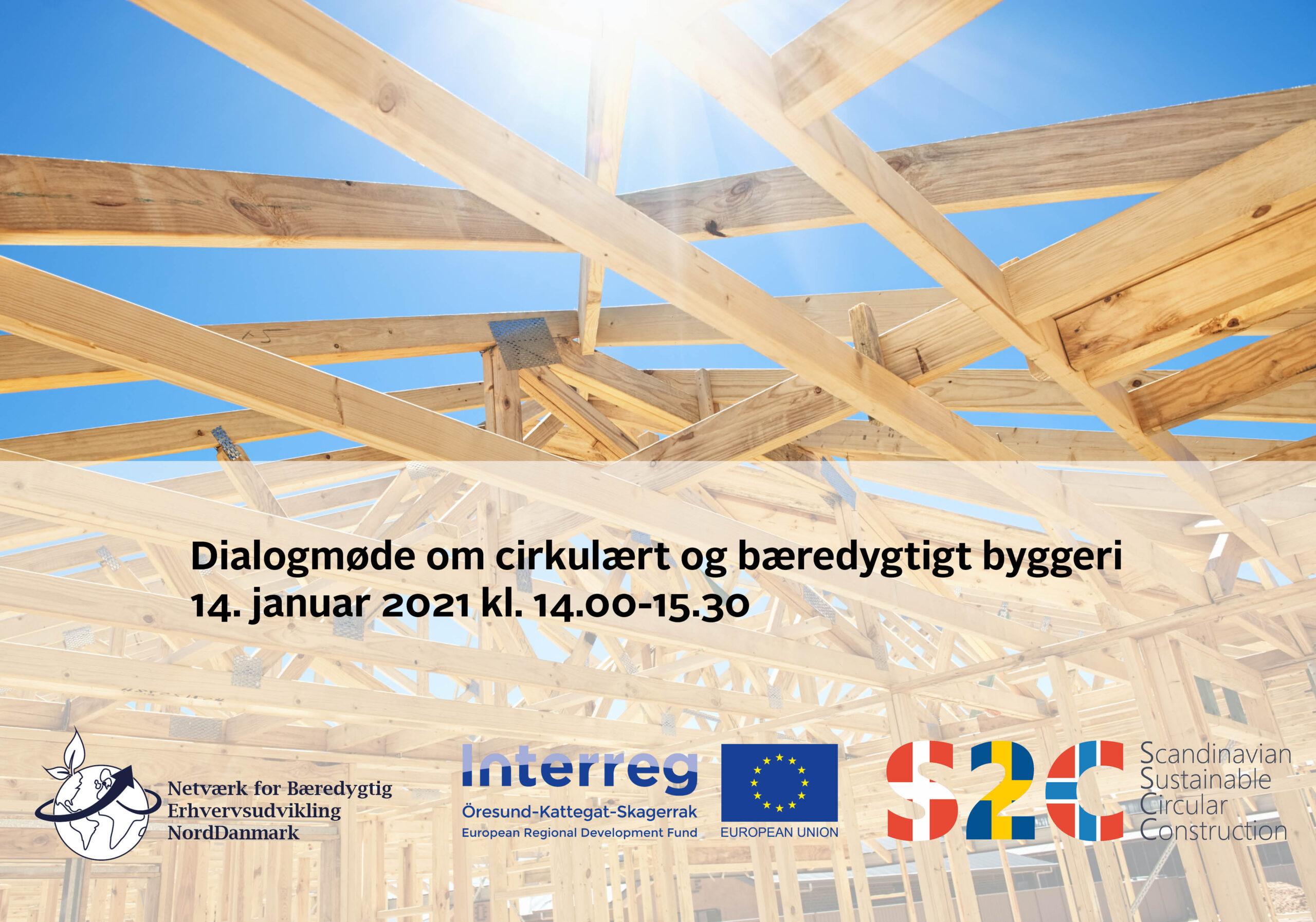 Vil du være med til at sætte dagsordenen for cirkulært og bæredygtigt byggeri i Nordjylland?