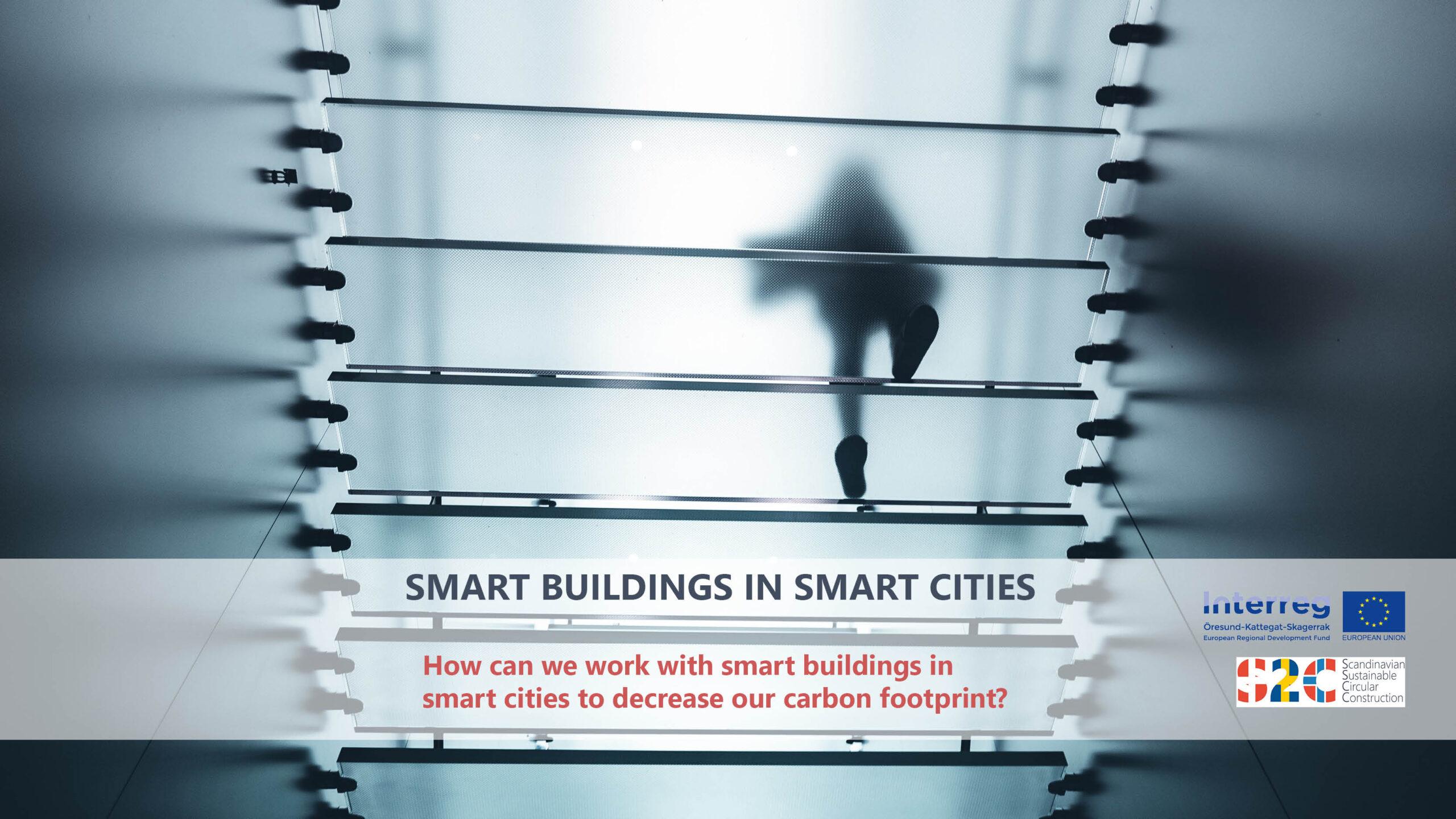 Halland Tech Week – Smart buildings in smart cities